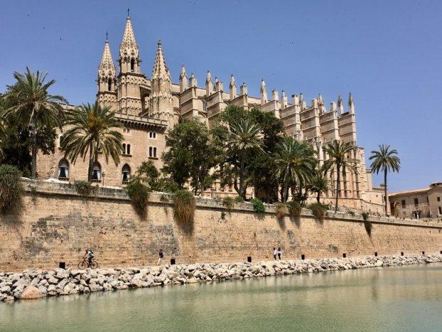 La Cathedral Seu, Palma de Mallorca old town