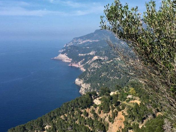 Serra de Tramuntana mountain chain, Mallorca