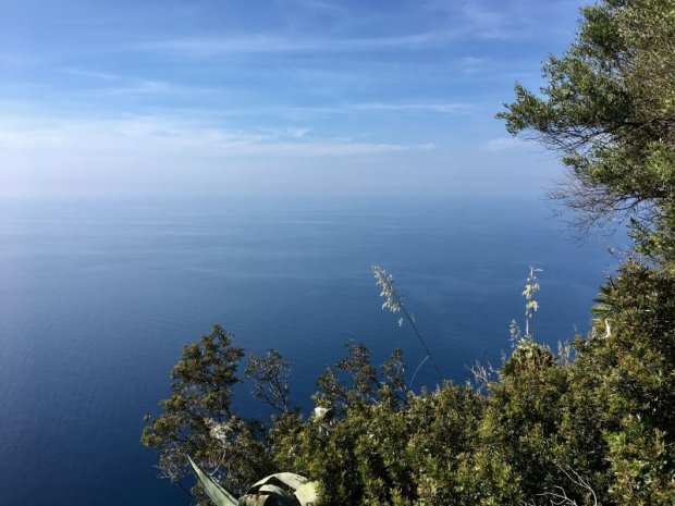 Clifftop view, Serra de Tramuntana