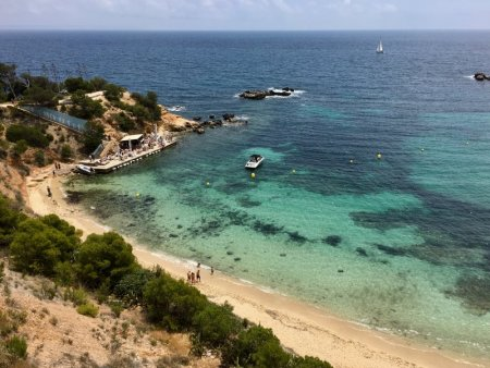 Portals Nous beach, Mallorca