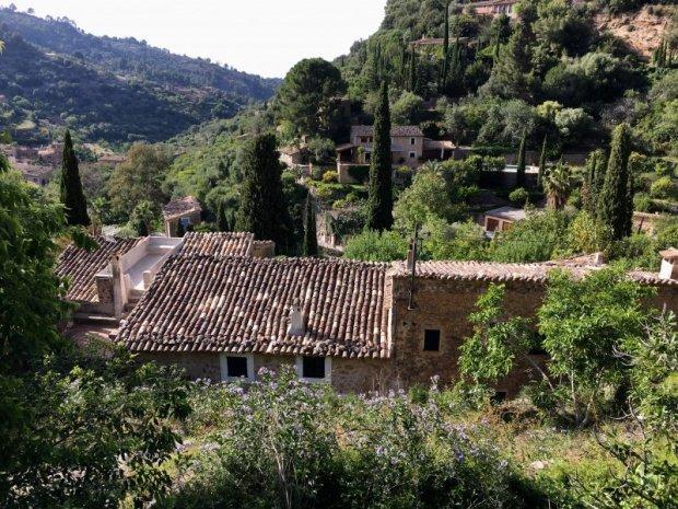 View of Deia, Mallorca