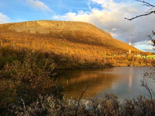 Saana fell, Kilpisjärvi