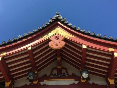 Benten Hall, Ueno Park, Tokyo