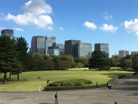 Imperial Palace East Garden, Tokyo