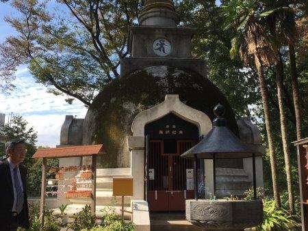 Ueno Daibutsu shrine, Tokyo