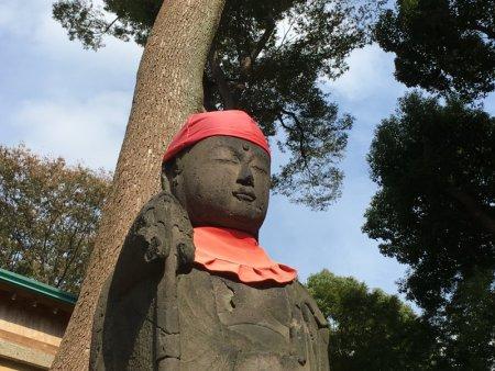 Ueno Park Buddha statue