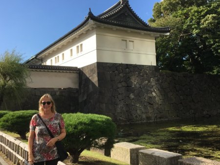 Visiting Tokyo Imperial Palace grounds
