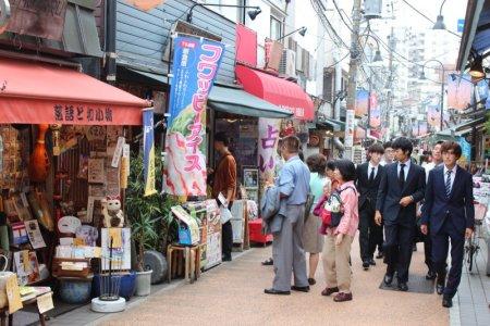 Yanaka Ginza old street, Tokyo