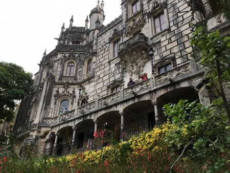 Palace of Regaleira, Sintra