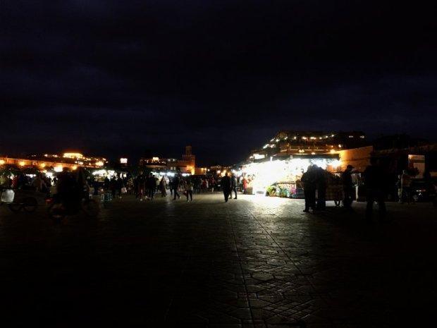 Evening in Marrakech