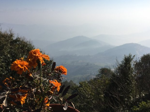 Nagarkot morning view
