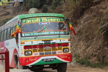 Pokhara bus