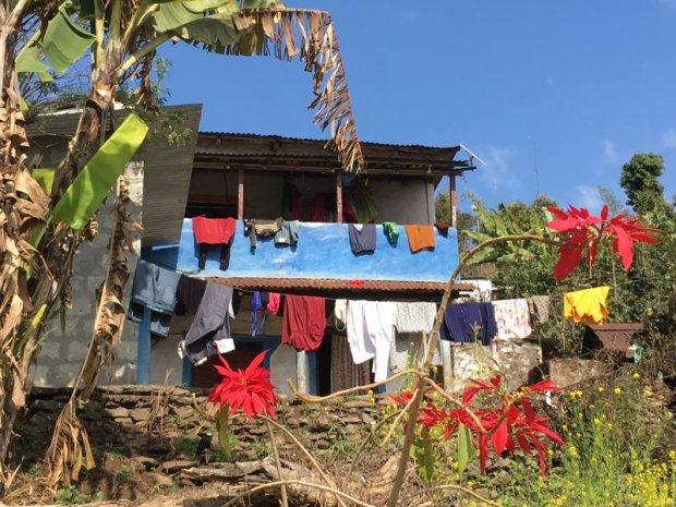 Pokhara local home