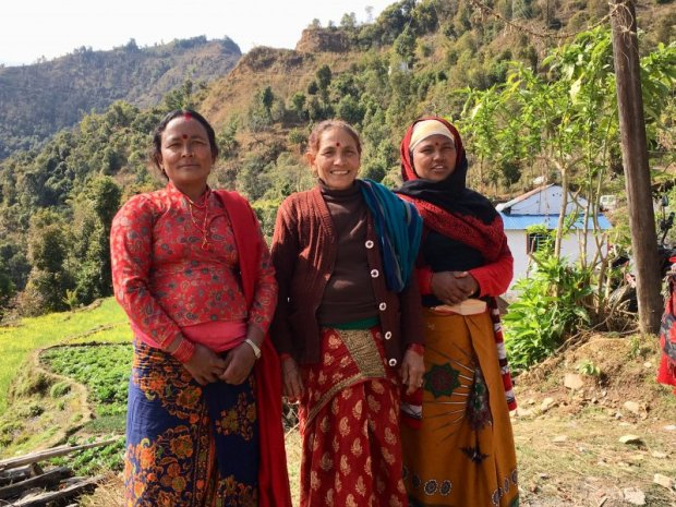 Travel in Nepal: meeting Nepal people