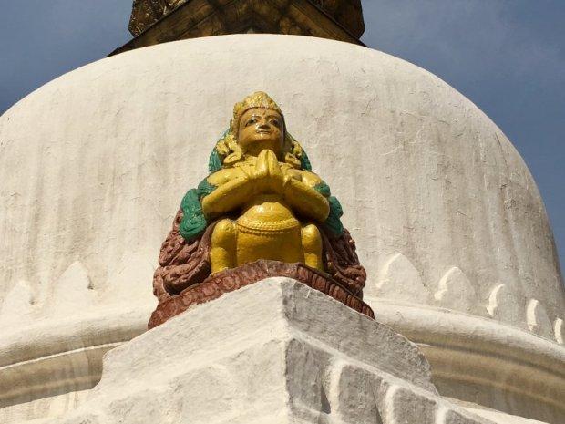 A Kathmandu temple