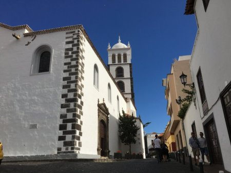Church of Garachico, Tenerife