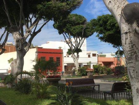 Garachico plaza, Tenerife