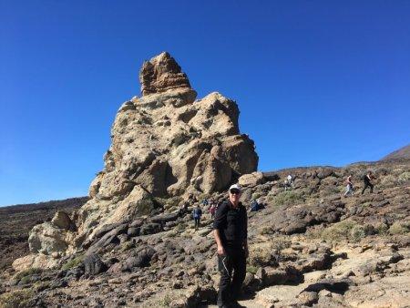 Roques de Garcia rock formations, El Teide