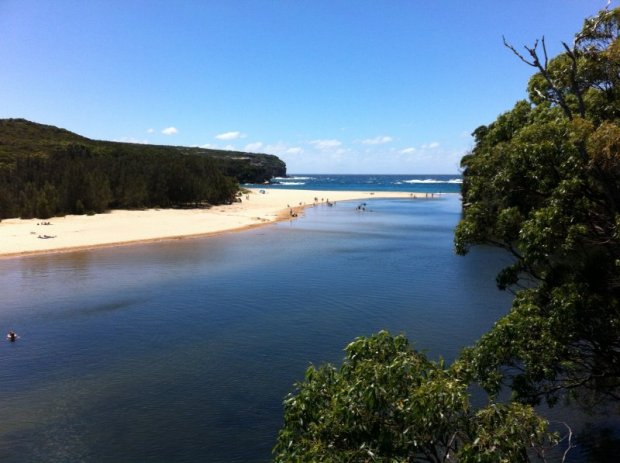 Wattamolla Lagoon, New South Wales South Coast