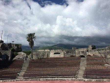 Herzeg Novi fortress theatre
