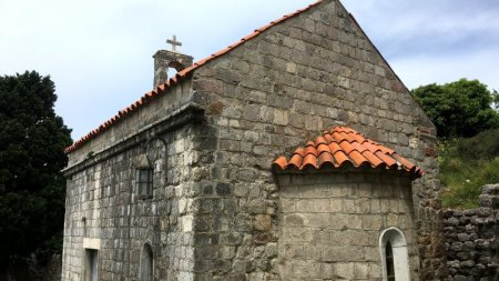 Stari grad Bar church, Montenegro