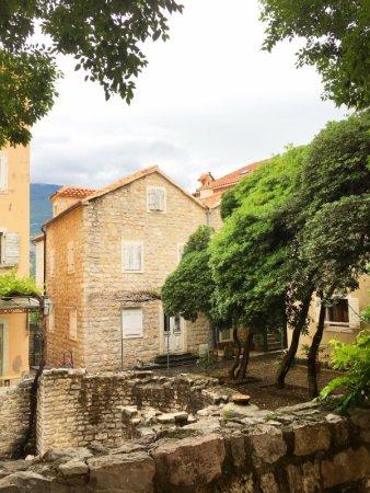 Stari grad of Budva, Montenegro