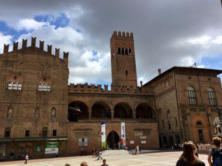 Palazzo Re Enzo, Bologna