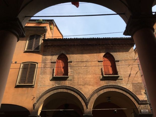 Bologna, the main city and capital of Emilia Romagna