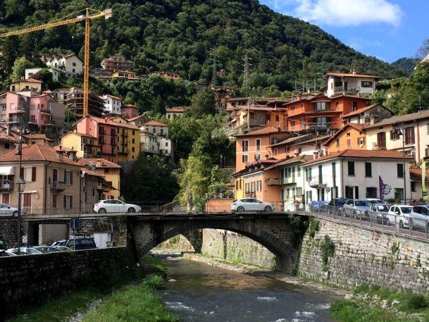 Argegno, Lake Como, Italy