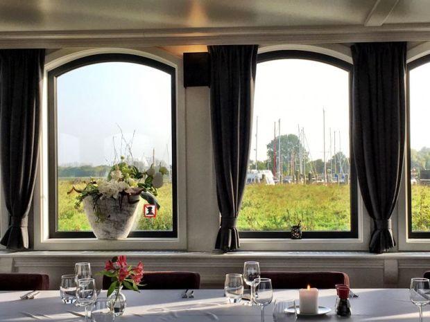 River cruising through Belgium and the Netherlands