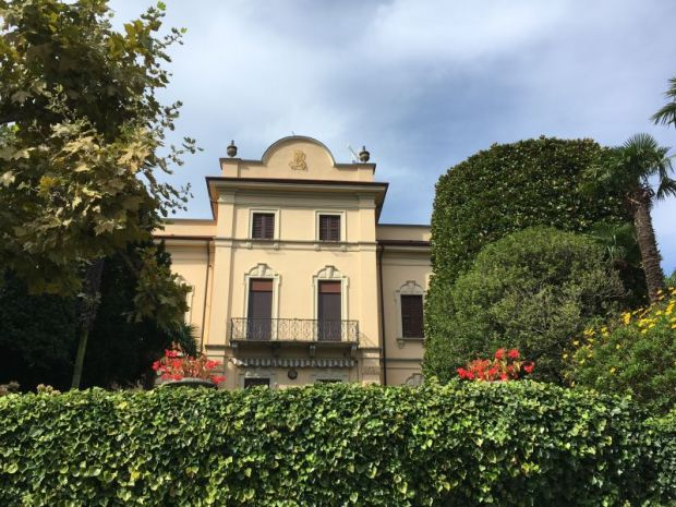 Lake Como weekend: a Lenno villa