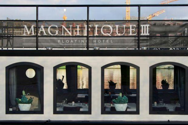 Magnifique III floating hotel
