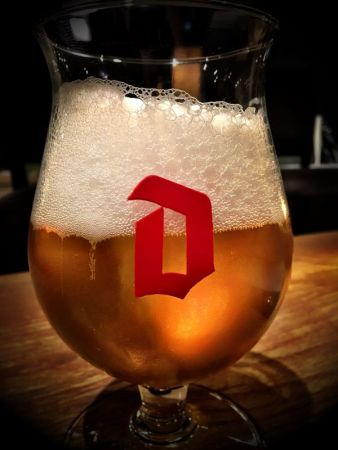 River cruising in Europe: tasting Belgian Duvel beer
