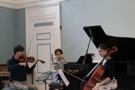 Villa Carlotta concert, Lake Como
