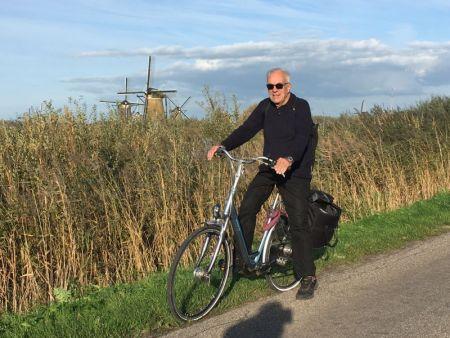 Kinderdijk windmills dear Dordrecht