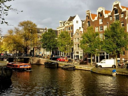 River cruising in Belgium and Netherlands: Amsterdam