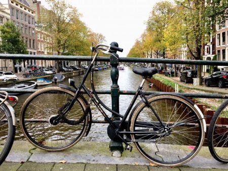 River cruising in Europe: Amsterdam