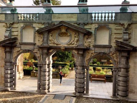 Rubenshuis courtyard, Antwerp