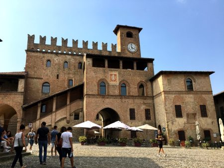 Castell'Arquato, one of Italy's prettiest villages