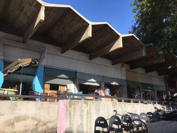 Talborjt market hall