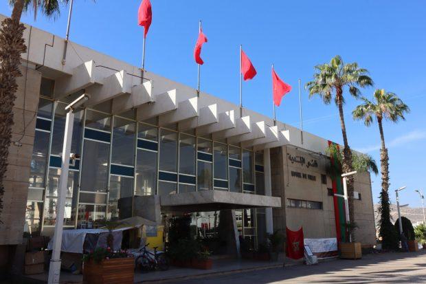 Hotel de Ville, Agadir