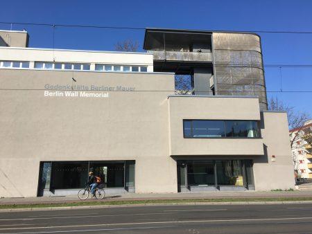 Berlin Wall Memorial, Bernauer Strasse