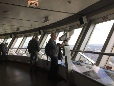 Berlin Top Ten sights: visiting the Fernsehturm