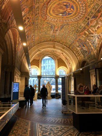 Kaiser Wilhelm Memorial Church exhibition