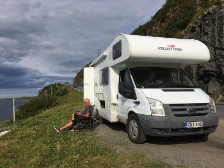 The Norwegian Scenic Route Lofoten by motorhome