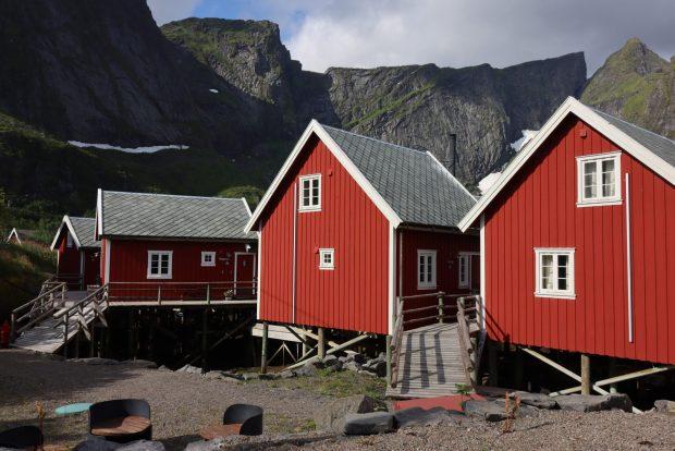 Norway by motorhome: Reine, Lofoten