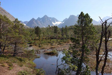 Norway by motorhome: Lyngen Alps