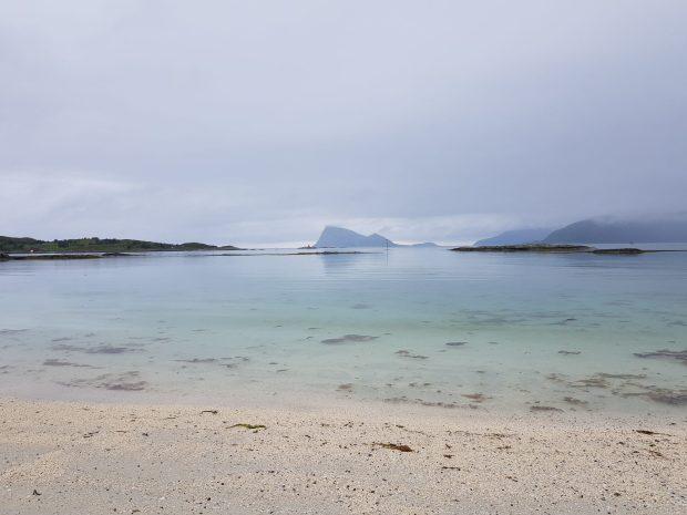Norway by motorhome: Sommarøya