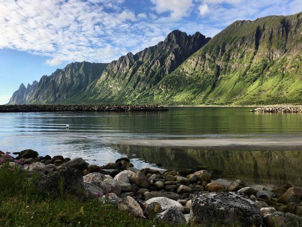 Norway by motorhome: the scenic island of Senja