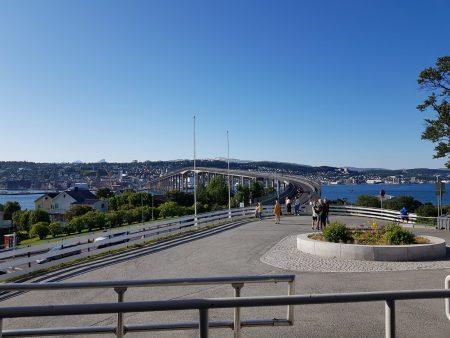 Norway by motorhome: Tromso